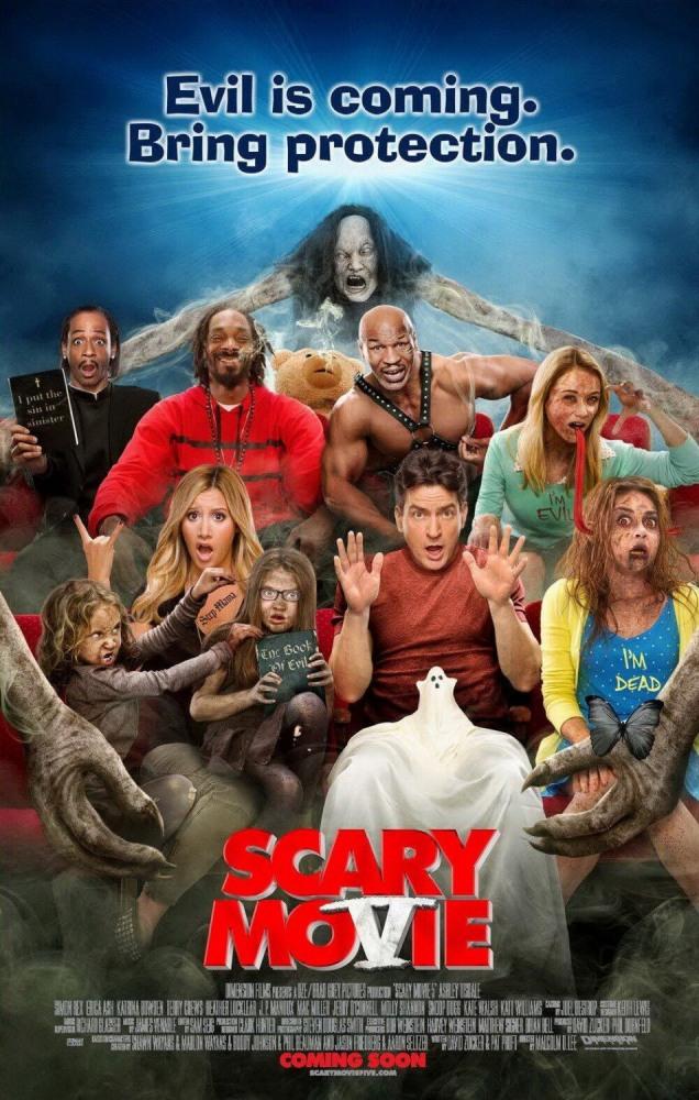 смотреть очень страшное кино 6 в хорошем качестве: